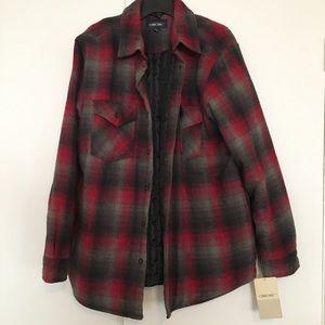 BRAND NEW Cherokee Plaid Jacket